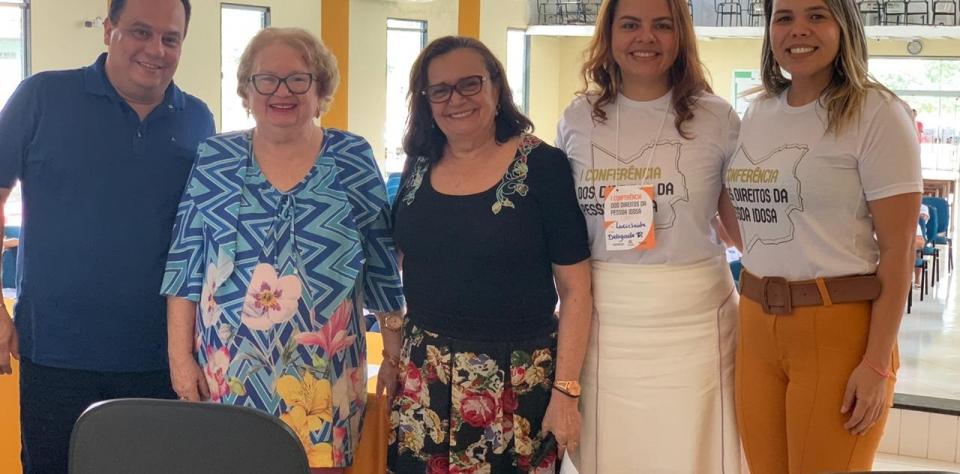 Prefeitura realiza I Conferência da Pessoa Idosa