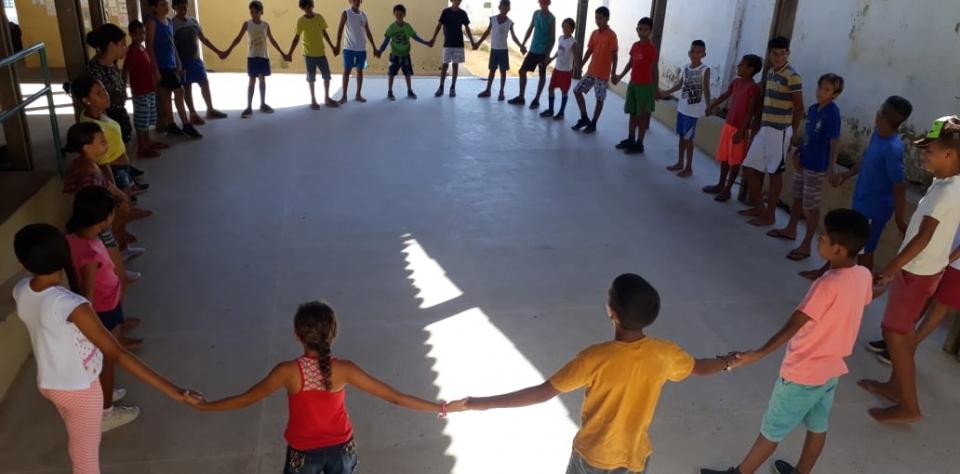 Prefeitura incentiva prática esportiva nas instituições de ensino do município