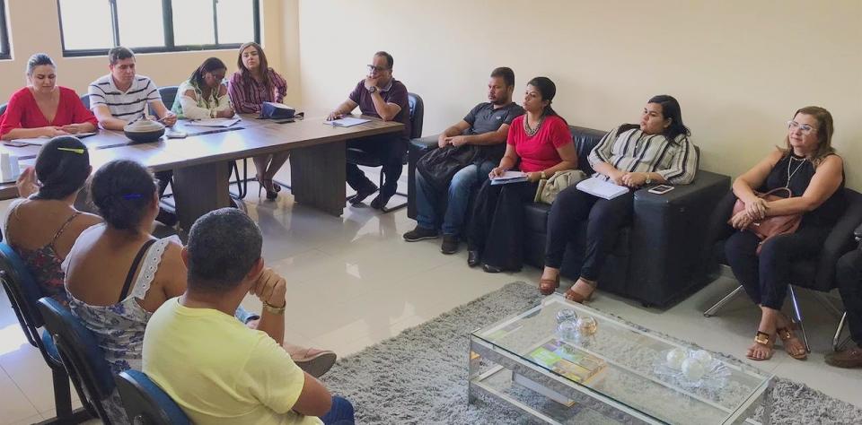 Prefeito promove reunião para planejamento do Carnaval 2020